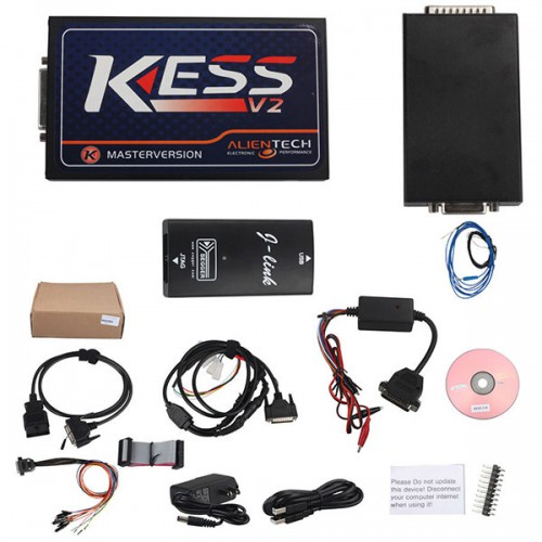 V2.37 KESS V2 Firmware V3.099 OBD Tuning Kit Master Version No Token Limitation