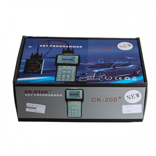 V50.01 CK-200 CK200 Auto Key Programmer Newest Generation Updated Version of CK-100 Free Shipping