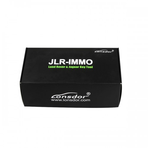 Lonsdor JLR-IMMO Land Rover & Jaguar OBD Key Programmer Support All Key Lost Update Online and Shipping for Free