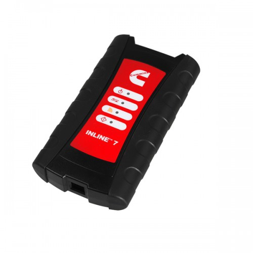 Cummins INLINE 7 Data Link Adapter with Insite 8.3 Multi-language Software Truck Diagnostic Tool Send 1 Time Free Activation