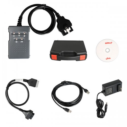 V75 Consult 3 Consult III Plus for Nissan Support Programming Free Shipping With Bluetooth