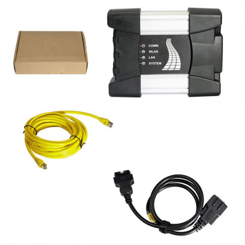BMW ICOM NEXT Professional Diagnostic Tool with WIFI Function Shipping from UK