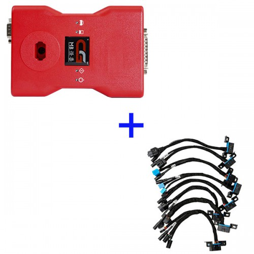 (Shipping From UK) Original V2.8.0.0 CGDI Prog MB Benz Key Programmer Plus EIS/ELV Test Line for Mercedes