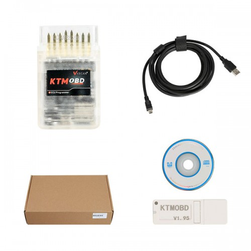 <b>(FLASH SALE €231)</b> Latest V1.95 KTMOBD ECU Programmer Gearbox Power Upgrade Tool