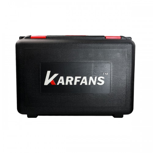 Karfans CAR FANS CARFANS C800+ Truck Scanner Heavy Duty Diagnostic Tool with Special Function Calibration