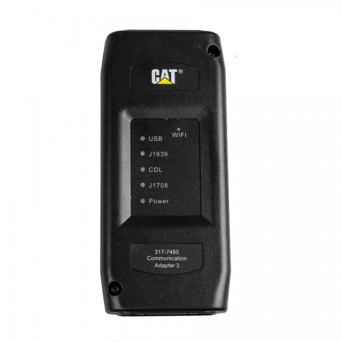 CAT3 Caterpillar ET Wireless Diagnostic Adapter With Bluetooth