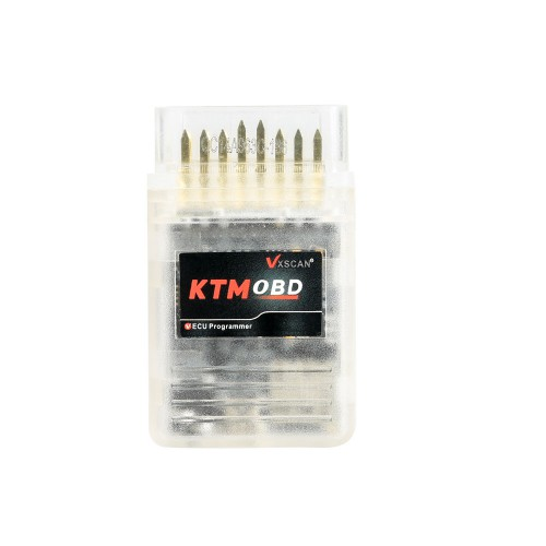V1.94 KTM OBD KTMOBD ECU programmer & gearbox power upgrade tool plug and play via OBD