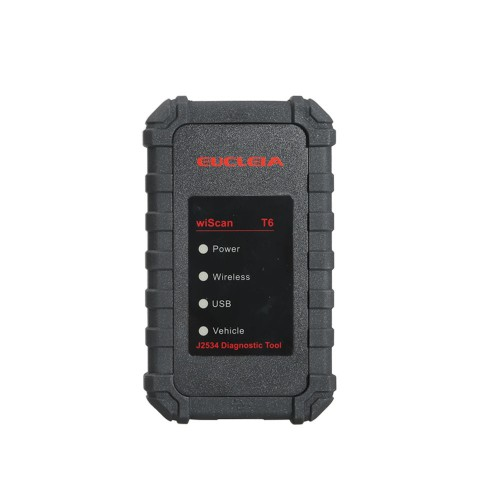 Original EUCLEIA TabScan S8 Automotive Intelligent Dual-mode Diagnostic Tablet Free Shipping