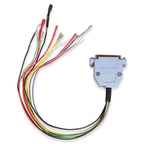 OBD Cable for CGDI Prog BMW MSV80 to Read ISN N55/ N20/ N13/ B38/ B48 & all BMW Bosch ECU No Need Disassembling