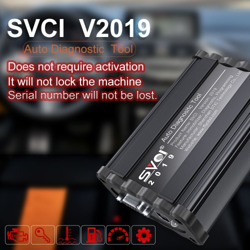 <b>(7% OFF €197)</b> Original 2019 SVCI FVDI ABRITES Commander Full Version 19 Software