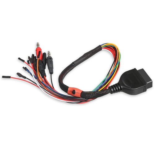 MPPS V18 Breakout Tricore Cable OBD Breakout ECU Bench Pinout Cable Free Shipping