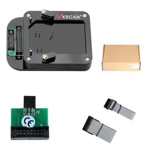 VXSCAN BMW EWS-4.3 & 4.4 IC Adaptor (No Need Bonding Wire)for X-PROG or AK90,R270 and R280 PLUS Programmer Free Shipping