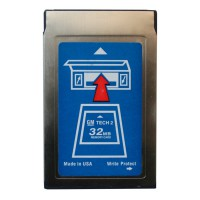 32MB Card for GM TECH2 6 Software Avaliable (GM,Opel,Saab,Isuzu,SUZUKI,Holden) choose SO22-C