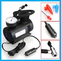 12V Car Auto Electric Portable Pump Air Compressor Tire Inflator Tool 100 PSI