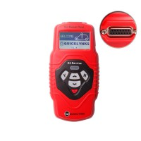 QUICKLYNKS OT900 Oil Service and Airbag reset Tool (Spanish/English Updatable)