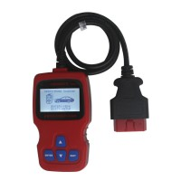 OBDMATE OM510 OBDII EOBD OBD2 Code Read Scanner multi-language