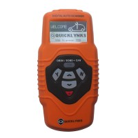 QUICKLYNKS Multilingual OBDII Scanner T55 (updatable)