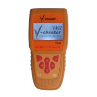 V-CHECKER V402 V-A-G Oil Reset Multi-language