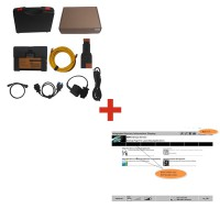 New ICOM A2 B C For BMW plus V2013.1 ICOM external HDD fit all laptop
