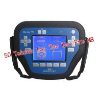 Buy 50 Token and get another 100 tokens for free for the Key Pro M8 Auto Key Programmer