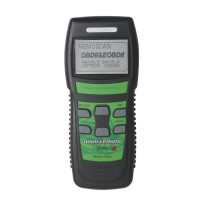 U381 LIVE DATA OBD2 Code Reader English