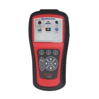 Original Autel MaxiDiag Elite MD802 for 4 system+DS model  free update