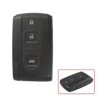 Smart Key Shell 3 Button for Toyota Crown (with the key blade)
