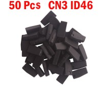 50 Pcs CN3 ID46 Cloner Chip (Used for CN900 or ND900 Device)