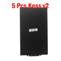 5 Pcs KESS V2 OBD2 Manager Tuning Kit master Tokens Recycling version save 125EUR