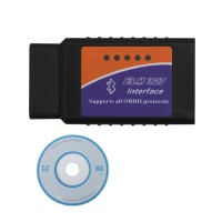 ELM327 Bluetooth software OBD2 CAN-BUS Scanner Tool v1.5