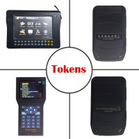 Promotion 100 tokens for Original Digimaster 3/CKM100/CKM200/ADM-300A
