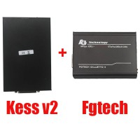 V2.37 KESS V2 Plus FGTECH Galletto V54 ECU Programmer