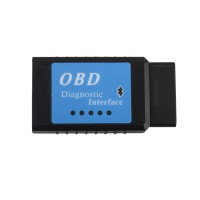 ELM327 CAN BUS EOBD OBDII Scan Tool With Bluetooth V1.5 V2.1