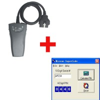 Consult 3 for Nissan Plus SuperCode Software for Nissan