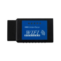 ELM327 OBDII WiFi Diagnostic Wireless Scanner Apple IPhone Touch
