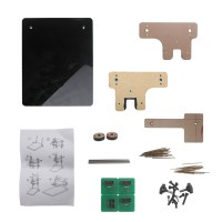 BDM FRAME with Adapters Set Fit original FGTECH