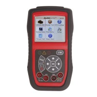Original Autel AutoLink AL539 OBDII/CAN SCAN TOOL Multi-language