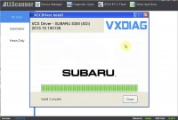 V2015.1 SUBARU SSM-III Software Update Package for VXDIAG Multi Diagnostic Tool