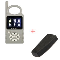 CBAY Hand-held Car Key Copy Auto Key Programmer for 4D/46/48 plus 4D Chip chips (Choose SK188-1)