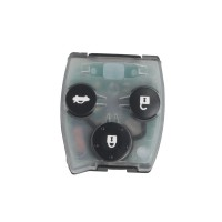 433mhz ID46 3 button Remote key for Honda Civic (2008-2012)