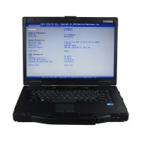 Second Hand Panasonic CF52 Laptop For Piws2 Tester without HDD