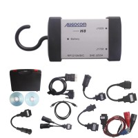 AUGOCOM H8 Diesel Truck Diagnostic Tool (Choose SH47/SH27)