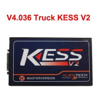 V2.37 KESS V2 Master Manager Tuning Kit Full Car and Truck Version Firmware V4.036