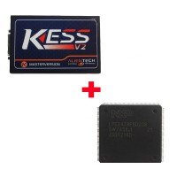 V2.37 Truck Version KESS V2 Firmware V4.024 plus token chips