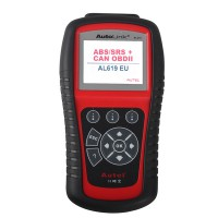 Autel AutoLink AL619EU Next Generation OBDII&CAN Scan Tool Shipping From UK
