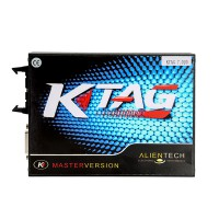 FW V7.020 SW V2.25 KTAG K-TAG ECU Programming Tool Master Version with Unlimited Token Only Main Unit