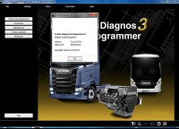 V2.31.1 for Scania VCI2/VCI3 SDP3 Truck/Buses Diagnostic tool