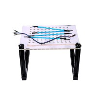 LED BDM Frame With Mesh and 4 Probes Pens for FGTECH BDM100 KESS KTAG KTM100 ECU Programmer Tool Shipping from UK