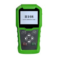 OBDSTAR H108 PSA Car Key Programmer for Peugeot/ Citroen/ DS Support All Key Lost/ Pin Code Reading/ Cluster Calibrate/ Can & K-line