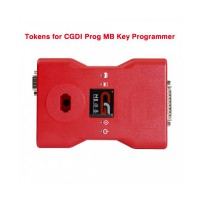 Token for CGDI Prog MB Benz Car Key Programmer (1 Token)